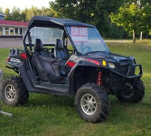 2011 Polaris RZR 800S Turbo w/Fox suspension
