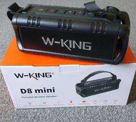 W-king mini Bluetooth speaker