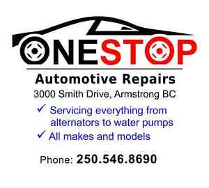 One Stop Auto Repairs in Armstrong