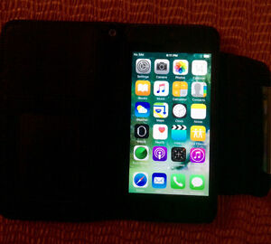 Slightly Used IPhone 5 with Case/Chord