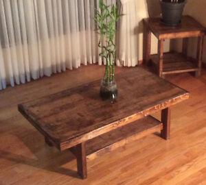 Coffee table ,reclaimed wood furniture