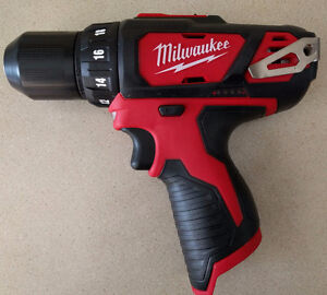 New Milwaukee 2407-20 M12 Drill/Driver Tool Only