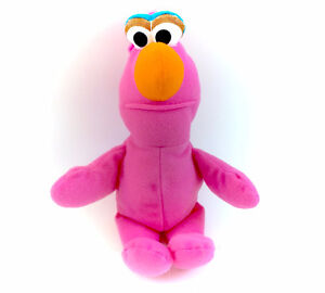 Vintage 80s Muppets / Fragglerock Jim Henson Plush Soft Toy