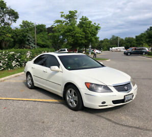 2005 Acura RL SH-AWD w/Tech Pkg.  ****price drop****