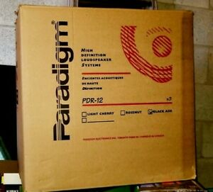Paradigm Subwoofer 450 Watts 12 inch - like New !