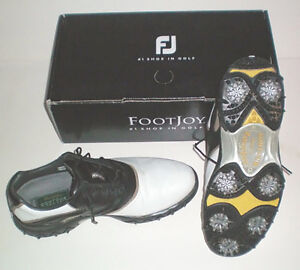 Choice of 4 Pair of FootJoy Mens and Ladies Golf Shoes London Ontario image 2