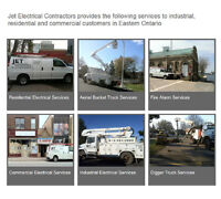 ** ELECTRICAL CONTRACTOR SERVING KINGSTON AND AREA