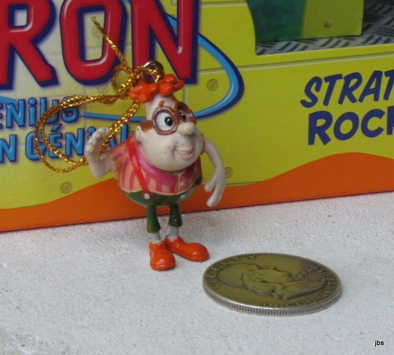 Jimmy Neutron Carl Wheezer Cristmas Ornament