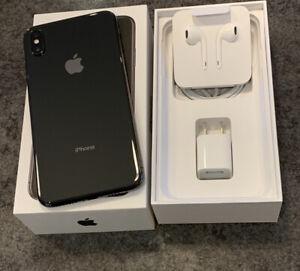 iPhone XS Max (64gb) Space Gray