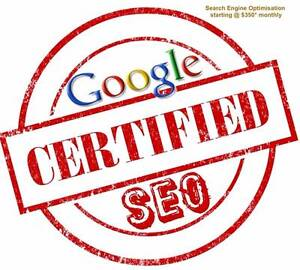 Google SEO (Search Engine Optimisation) with Page 1 Guarantee Melbourne CBD Melbourne City Preview