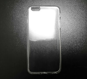 Brand New Transparent Soft Shell iPhone 6S Plus Case