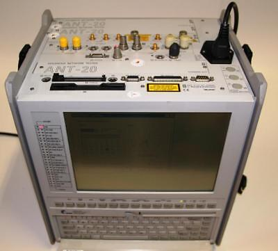 Acterna-communications Ant-20se Advance Network Tester Wandel-goltermann