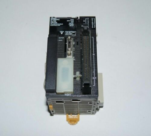 1pc Used  Omron Cj1m-cpu22