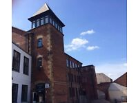 Whiteley Mill Penthouse, Available Jan 21st