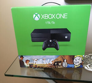 XBOX 1 (1 TB) FALLOUT 4 PACKAGE