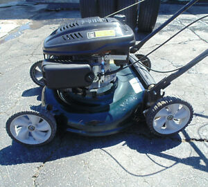 WORKS GREAT,AFFORDABLE LAWN MOWER-$60