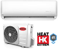 Direct Air Heat Pumps rated to -35C, designed for Nova Scotia!