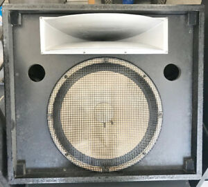 "Yamaha Classic S2115H 15"" Stage Monitor"