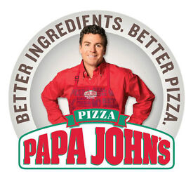 Papa Johns Pizza Maker