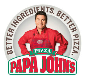 Papa Johns Pizza Store Staff - Shift Manager