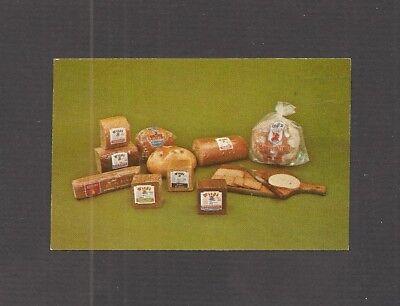 BUSINESS CARD:  WILD'S BAKING CO. BREAD - CHRIS WOLF - ENGLEWOOD, NJ - BAKERY