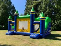 Bounce Castle / Inflatable Games Rental