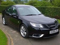 Saab 9-3 2.0 T Aero 4dr. Excellent Condition throughout