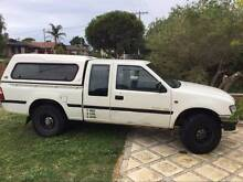 1997 Holden Rodeo LX Space Cab 4x4 Turbo Diesel Ute Craigie Joondalup Area Preview