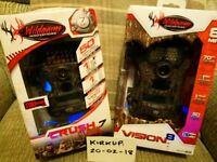 Wildgame trail cameras (night vision wildlife/security cameras)