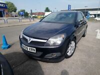 2009 Vauxhall Astra 1.7 CDTi 16v Design Sport Hatch 3 door Black