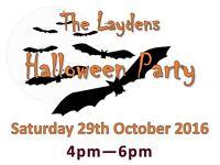 Halloween Party @ The Laydens Community Café