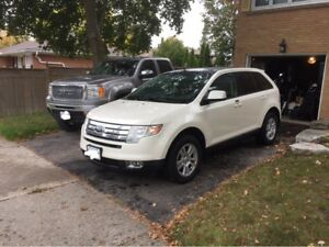 2008 Ford Edge SEL AWD - Low Km - $4999 As Is