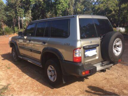 2004 Nissan Patrol