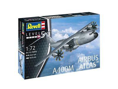 REVELL 03929 - 1/72 AIRBUS A400M ATLAS - BUNDESWEHR - LUFTWAFFE - NEU