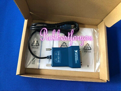 New For Ni Gpib-usb-hs 778927-01 Data Acquisition Card Made In China H613g Dx