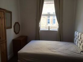 2 bed furnished ground floor flat to rent
