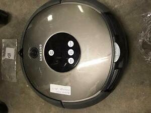 AS IS - Samsung SR8845 NaviBot Robotic Vacuum Cleaner (USED-READ LISTING)