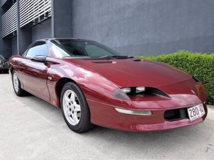 1994 Chevrolet Camaro Coupe RHD 6Cyl Rego Southport Gold Coast City Preview