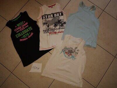 lot de 3 T-shirt sans manches (lot2) T:170/176