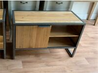 Oak Furniture Land TV Stand