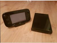 Wii U Console & Games Complete Set Up