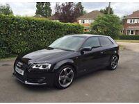 S.Line..2011..Audi.A3 1.8 TFSI Black Edition