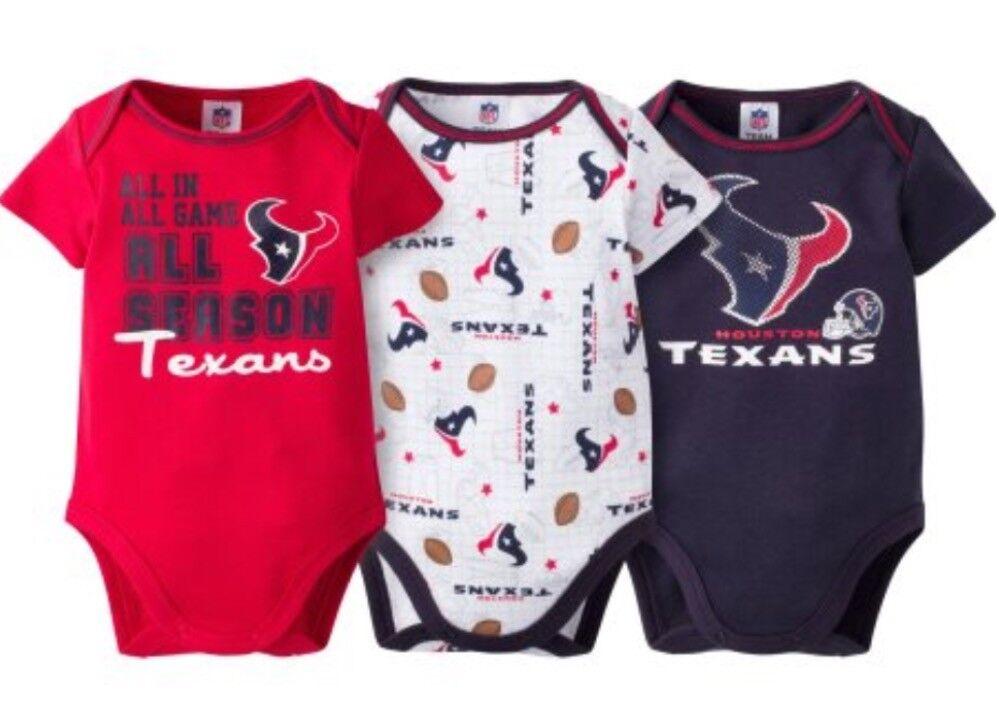 Black 3 Months NFL Carolina Panthers Unisex-Baby Short-Sleeve Bodysuit