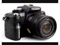 Panasonic g1 12.1mp DSLR camera , with original 14-45mm lens