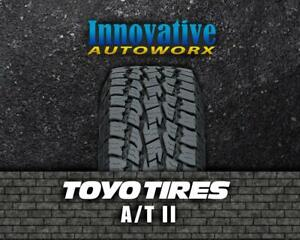 Toyo Open Country A/T II, M/T Tires! PRICE MATCH GUARANTEE!!! Many Sizes Available!!!