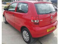 VW Urban Fox 1.2 3dr LOOKING FOR QUICK SALE