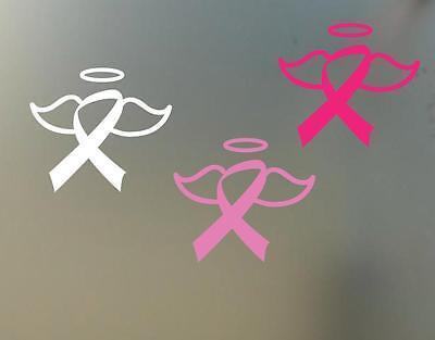 Pink Ribbon Dekoration ((4) 2