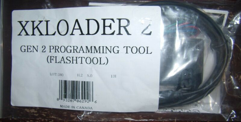 Directed Xpresskit XKLOADER2 Gen 2 Flash Programming Tool USB XK Loader DB-ALL
