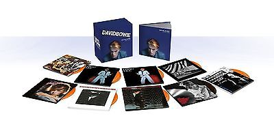 "NEW SEALED! David Bowie ""Who Can I Be Now? (1974-1976)"" 12 CD Box Set Collection"