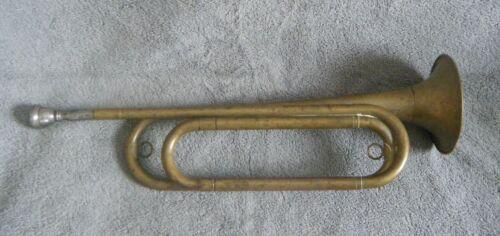 Vintage U. S. Regulation - Made in U.S.A. - Model M1892 Standard Bugle